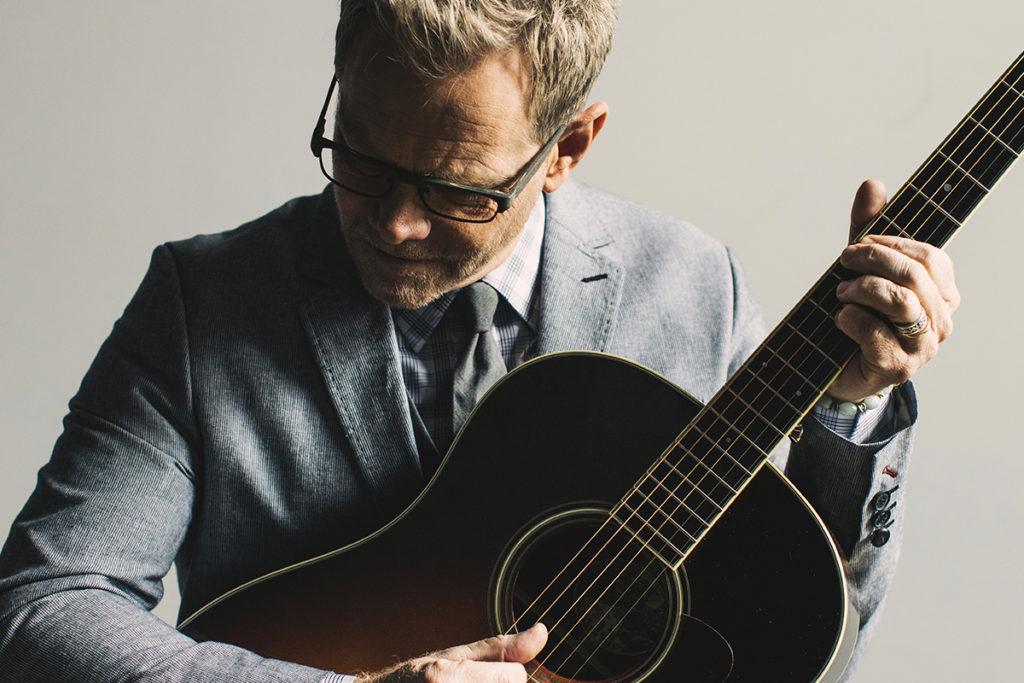 Christian recording artist Stven Curtis Chapman