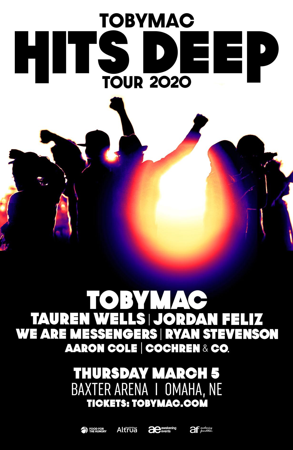 TobyMac poster