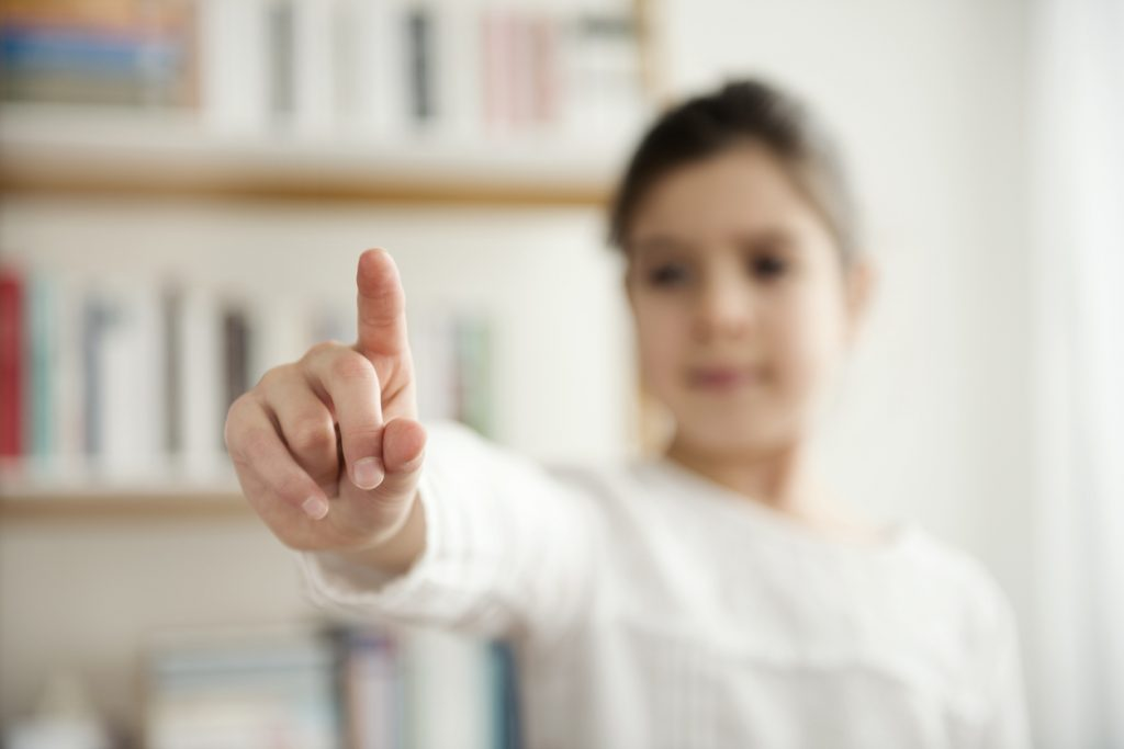 child, internet, social media, touch screen